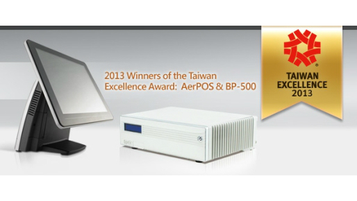 Winners: AerPOS & BP-500
