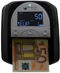 Automatic Euro currency detector - [CT333SD]