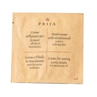Hand cream - PRIJA [4ml]
