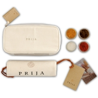 Luxury toiletry bag - PRIJA