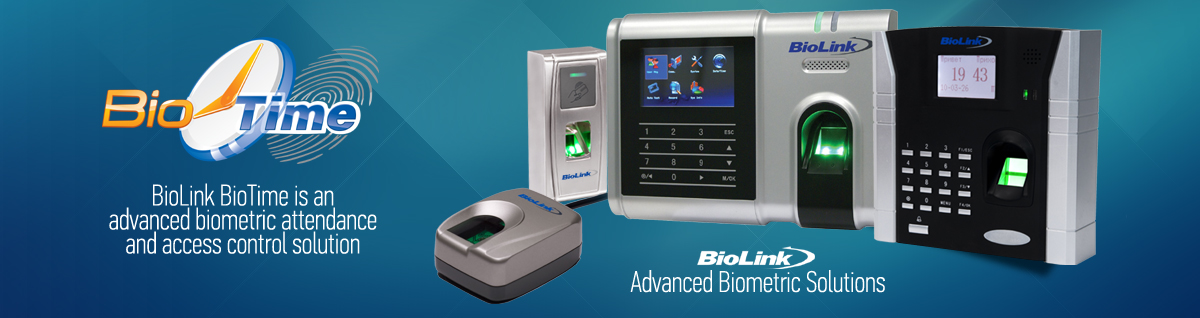 Advanced biometric attendance and access control solution